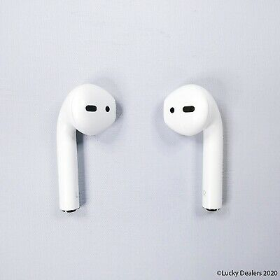 Genuine Apple AirPod 2nd Generation Left, Right, Charging Case Replacement Parts