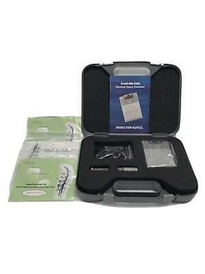 ProMed ProM-500 Electrical Muscle Stimulator + 12 electrodes