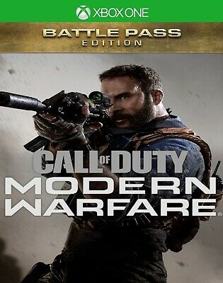 Call of Duty: Modern Warfare Battle Pass Edition Xbox One Full Game Key EU