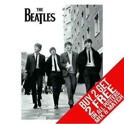 The Beatles Bb1 Poster Art Print A4 A3 Size - Buy 2 Get Any 2 Free