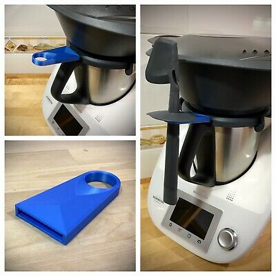 Soporte Para Espátula Thermomix TM5 - Holder Spatule.