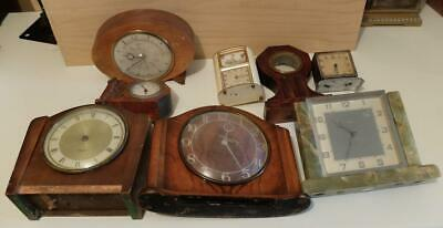 Vaious Old Clocks for spares or repair!