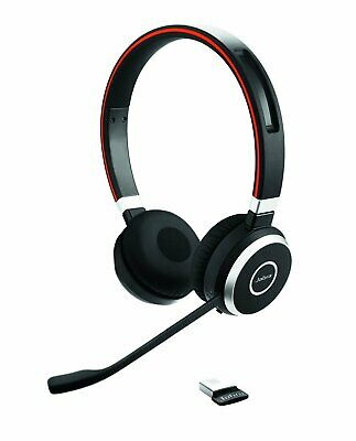Lenovo 4Z20L07920 Jabra Evolve 65 Stereo & Mono Wireless Headset