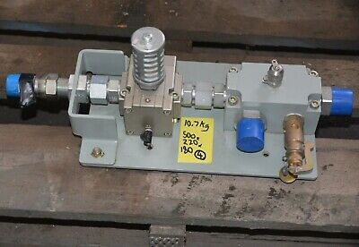 SMC VGA342-06FA AIR OPERATED specialist safety release pneumatic valve ASSY