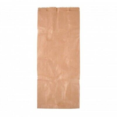 NEW Brown Paper Double Bottle Bags - 150mm - 90mm gusset - PACKET(500)