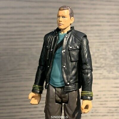 "3.75"" Playmates TERMINATOR SALVATION Marcus 2009 Action Figure movies toy"