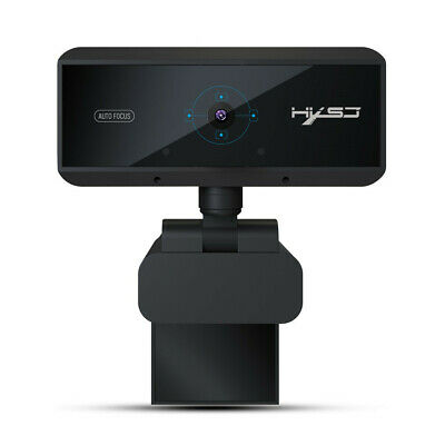 5 Megapixel Auto Focusing Webcam Digital Full HD 1080P Camera With Microphone