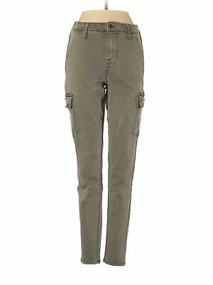 Mossimo Women Gray Cargo Pants 2