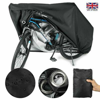 Mountain Bike Bicycle Rain Cover Waterproof Heavy Duty Cycle Cover Storage Bag