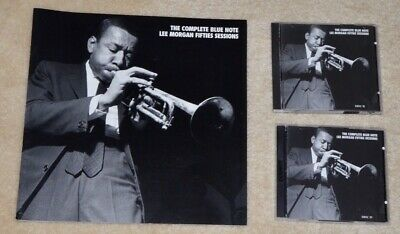 The Complete Blue Note Lee Morgan Fifties Sessions - Mosaic 4 CD set