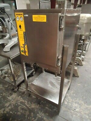 AccuTemp Steam-N- Hold Commercial Electric Steamer Oven with Stand