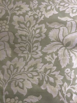 🌿 Laura Ashley Acantha Upholstery Fabric - Willow - 3.25m