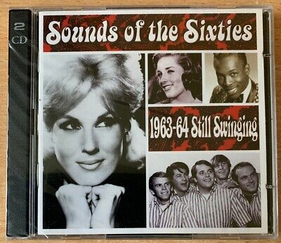 Time Life Sounds Of The Sixties 1963-64 Still Swinging NEW&SEALED 2CDs TLSCC/15