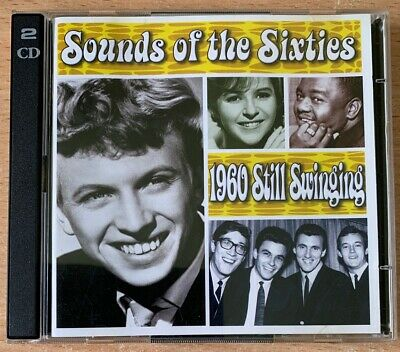 Time Life - Sounds Of The Sixties - 1960 Still Swinging  Excellent  2CD TLSCC/28