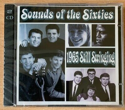 Time Life - Sounds Of The Sixties 1965 Still Swinging NEW & SEALED 2CDs TLSCC/13