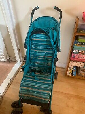 Stroller Padded Clip On Bumper Bar To Fit  Mothercare Nanu