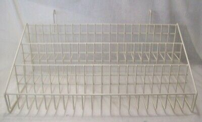 """Store Fixture Supplies 3 LEVEL COUNTER TOP WIRE DISPLAY 20"""""""