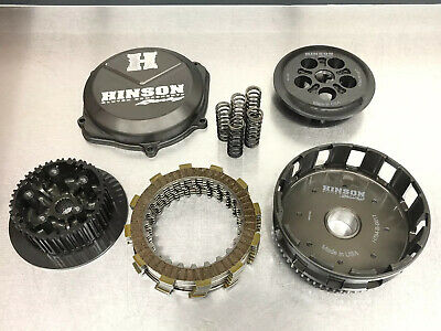 Hinson/Clutch/Components HC463 Complete Billet-Proof Conventional Clutch Kit