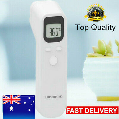 Infrared contactless thermometer Non Contact Digital Body Adults Forehead Gun ci