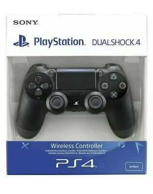Sony Ps4 Dualshock 4 Wireless Controller V2 Brand New Sealed pack UK black
