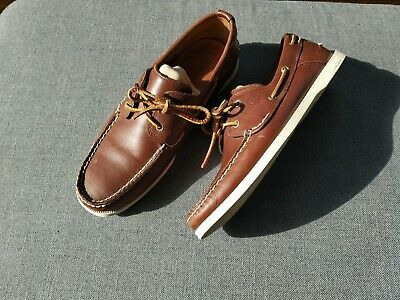 Timberland Hombres Piper Cove Leder Loafers