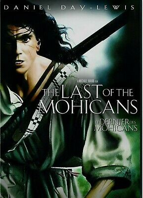 NEW DVD - The Last of the Mohicans - Daniel Day-Lewis, Madeleine Stowe, Russell