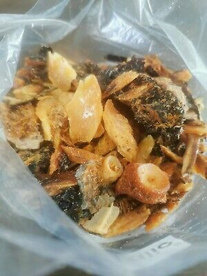 Authentic Nigerian Smoked Dried Fish Shredded