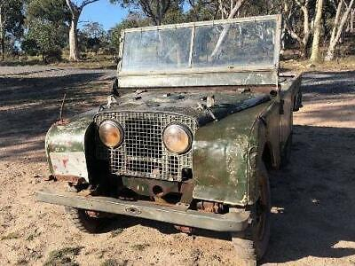 Land Rover Series 1 80 inch, 1.6 Litre Lights Through The Grill Model