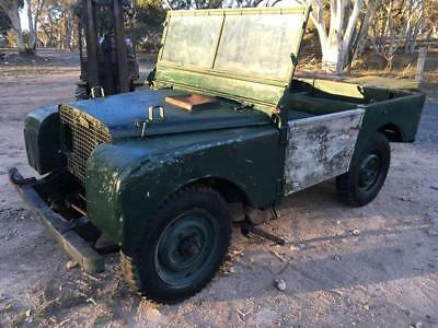 Land Rover 1950 Series 1 Land Rover 80 inch For Restoration