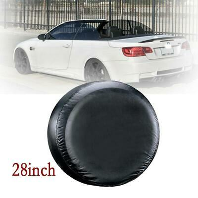Universal 28'' Car Trailer Spare Tire Tyre Wheel Cover Case Bag Pouch Protector