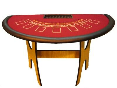 60 Inch Blackjack Table Made in USA by ACEM CASINO SUPPLIES