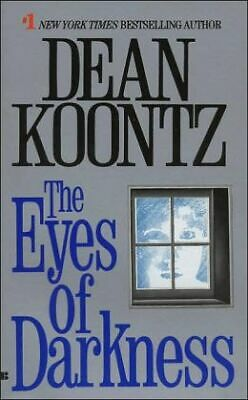 The Eyes Of Darkness by Dean Koontz [P.D.F_ePub_Mobi] [Fast Delivery]
