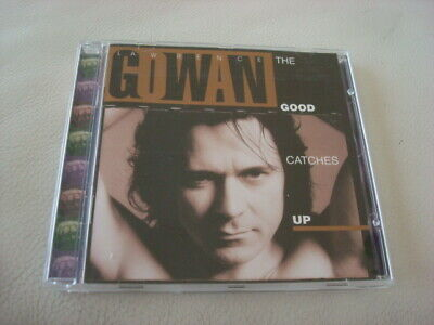 LAWRENCE GOWAN CD The Good Catches Up (Inside cover signed) /w Eddie Schwartz