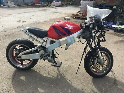 Honda fireblade 900rr urban tiger project, spares or repairs, track bike, future