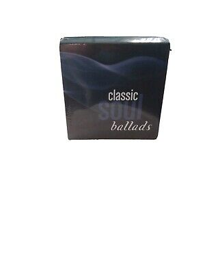 Time Life Classic Soul Ballads - 144 Songs on 10 CDs