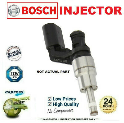 1x BOSCH INJECTOR for MERCEDES-BENZ S-CLASS Coupe 420 SEC 1986-1991