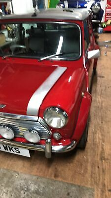 rover mini cooper John cooper s works final 50