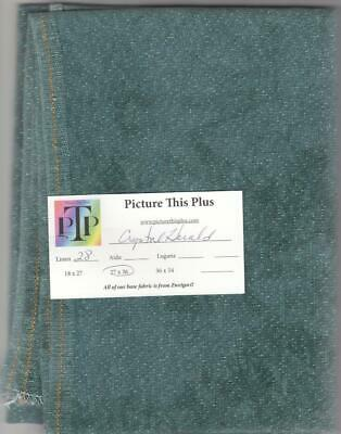 Cashel Linen by Picture This Plus  – Hand-Dyed – 28 Count - Crystal Herald