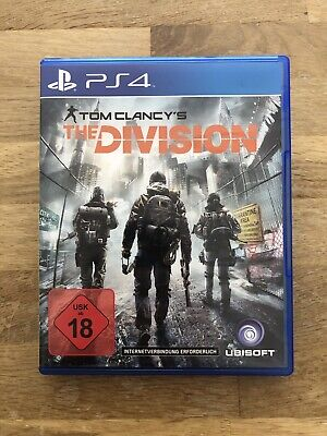 Tom Clancy's The Division | PS4 | NEU OVP | Sofort Lieferbar
