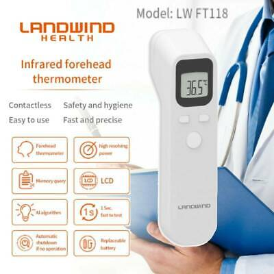 LCD Infrared Digital Termometer Non-Contact Forehead Baby/Adult Body Vl
