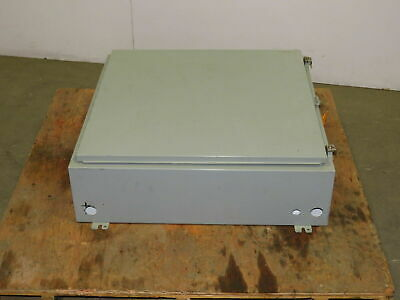 Rittal Electromate E303008 Industrial Control Panel Enclosure Type 12/13 A-2273