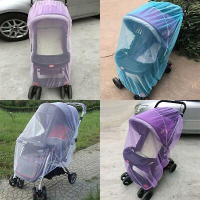 Durable Full Cover Baby Stroller Mosquito Net Baby Carriages Protection s2zl 01