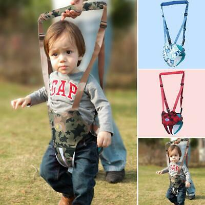 Detachable Adjustable Anti-fall Soft Baby Toddler Belt Walking s2zl