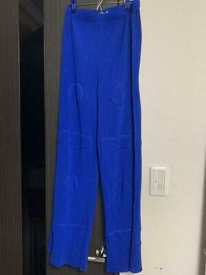 Issey Miyake Pleats Please Pants Embossing Size S