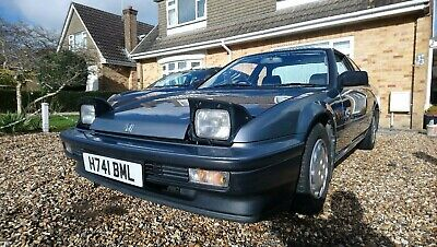 Honda Prelude 3rd Gen Mk3 2.0EX with new MOT 2 prev. keepers