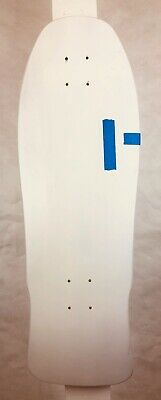"""H-Street Pool Old school BLANK SKATEBOARD deck 10/"""" X 30.625/""""  7 ply HELL CONCAVE"""