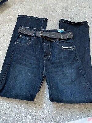 Next Boys Straight Jeans 14 Years New