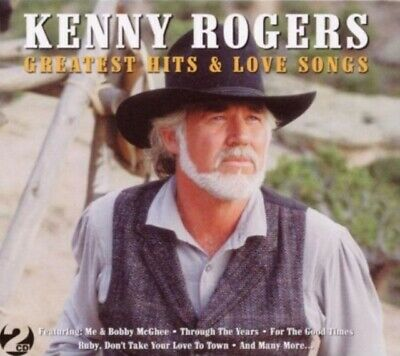 Kenny Rogers - Greatest Hits and Love Songs - The Best Of - 36 Hits On 2 CDs