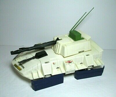 GI Joe Battle Force 2000 Dominator Snow Tank SKI accessory Vtg part 1987 g.i