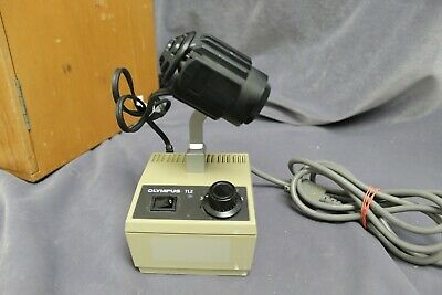 Olympus TL2 Microscope Light Source and lamp assembly